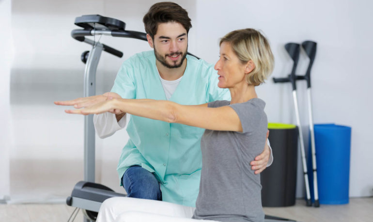 Physiotherapy degree Europe
